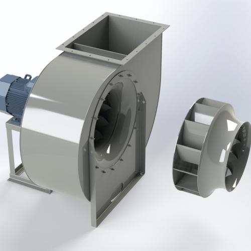 Aftech centrifugaal ventilator