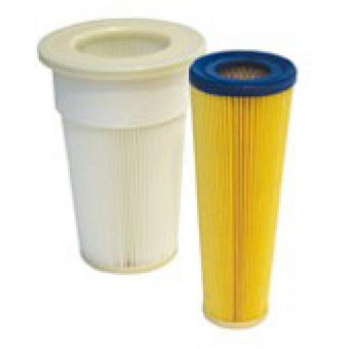Dustcontrol filters