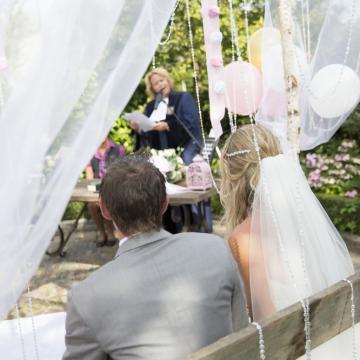 Liefbruidspaar - Nicole en Ken, 3 september 2016, Herberg Vlietzigt