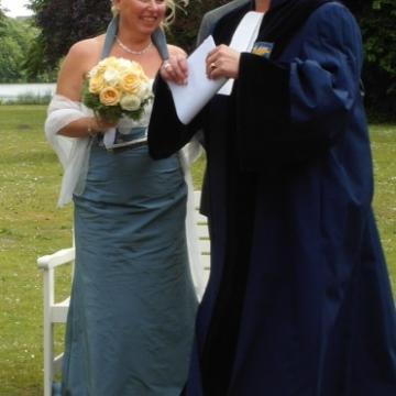 Liefbruidspaar - Samen met de Bruid