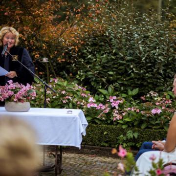 Liefbruidspaar - Erika en Niels, 29 september 2017, Herberg Vlietzigt
