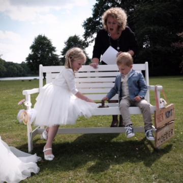 Liefbruidspaar - Cindy en Patrick, mei 2018 Landgoed Te Werve