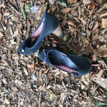 Liefbruidspaar - Trouwen in het bos