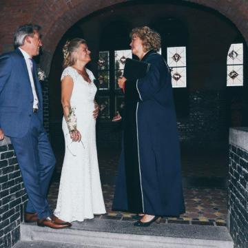 Liefbruidspaar - Christel en Henk, 22 juni 2019