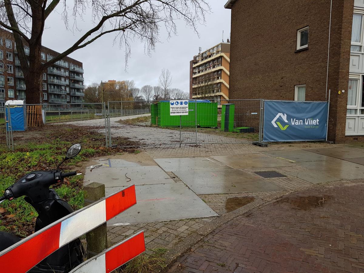 Start Verbouwing Begin : Breda en alles daaromheen verbouwing winkelcentrum de barones in